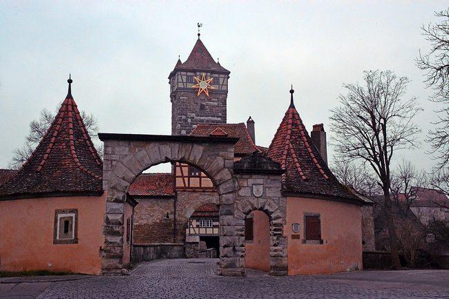 rothenburg-cosa-vedere-porte-rothenburg