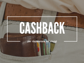 Risparmiare sui viaggi grazie al Cashback