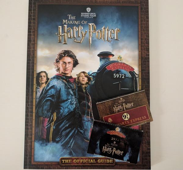Visitare gli studios di Harry Potter