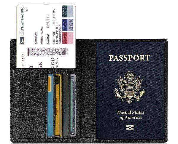 porta documenti da viaggio