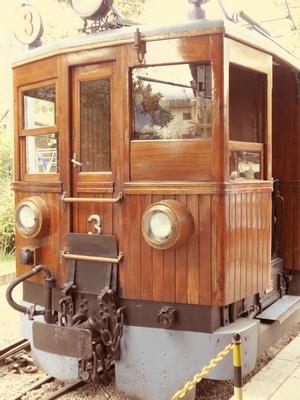 antico-treno-di-soller-maiorca