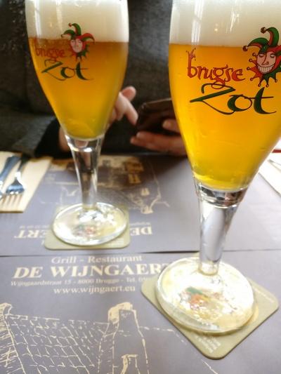 Cosa vedere a Bruges in 2 giorni - birra