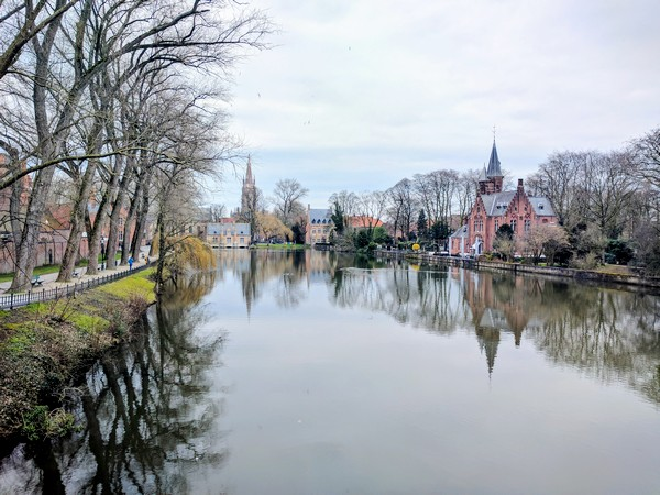 minnewater-a-bruges