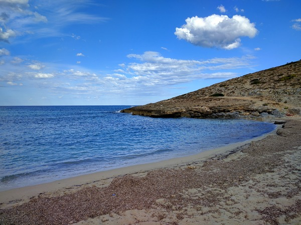 Vacanza a Maiorca - spiaggia