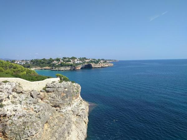 Vacanza a Maiorca - vista da Blau Punta Reina