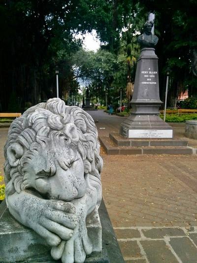 Cosa vedere a Port Louis - Jardins de la Compagnie