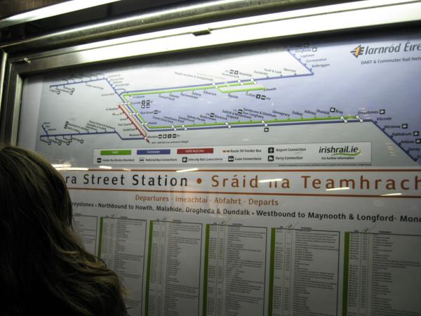 Tara Street Station