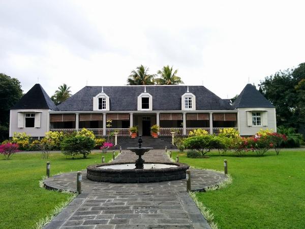 Visitare Mauritius - case coloniche