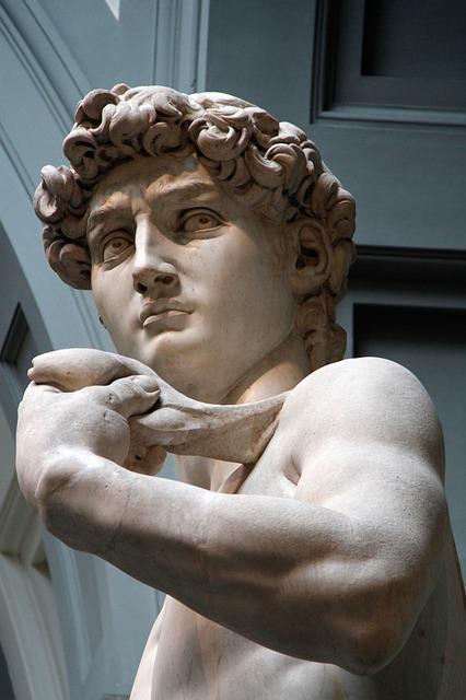 Opere d'arte a Firenze - David