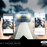 """""""Don't Tap And Drive"""" la nuova campagna di Ford per la guida responsabile"""
