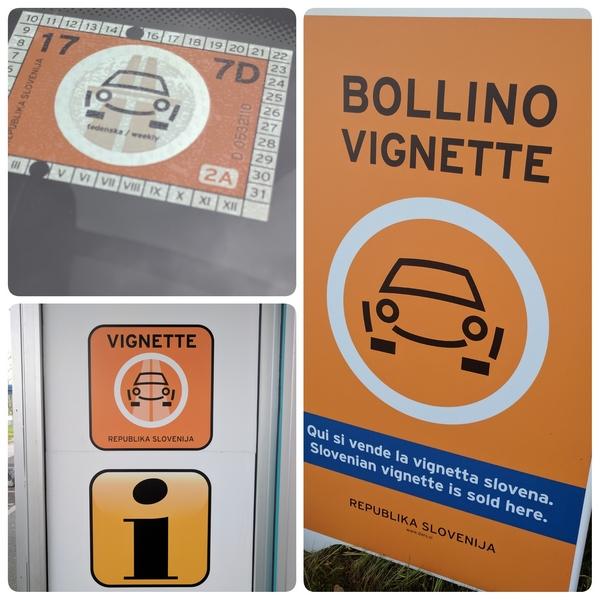 Bollino Autostrada Slovenia