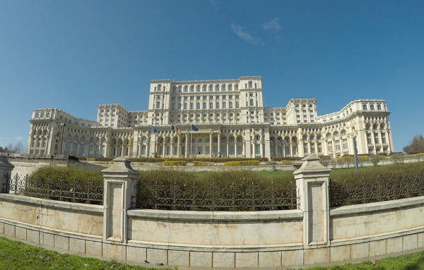 Parlamento di Bucarest