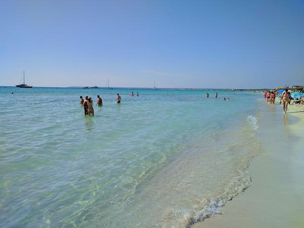 Spiagge di Maiorca - Es Trenc
