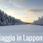 Viaggio in Lapponia in inverno