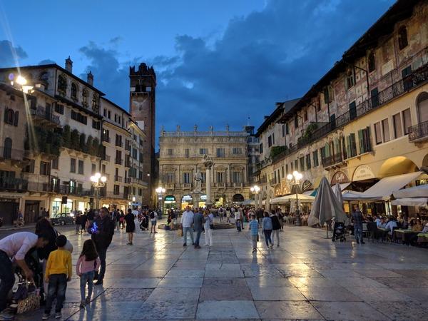 vacanze estive in italia - Verona