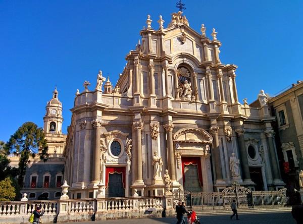 Cosa vedere a Catania - Cattedrale S Agata