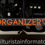 Organizer da viaggio per accessori elettronici – la valigia perfetta