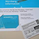 Visitare Norimberga con la card turistica della città
