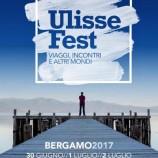 UlisseFest a Bergamo: viaggi, incontri e altri mondi