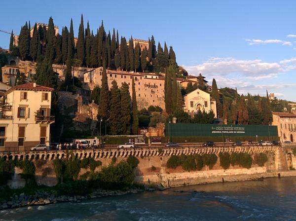 Cosa vedere a Verona - Castel San Pietro