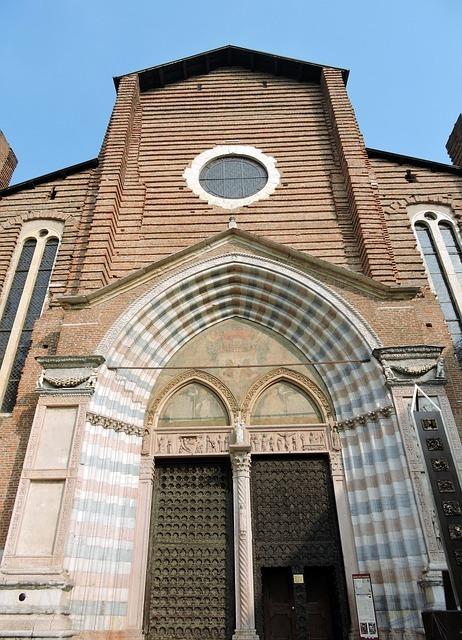 Cosa vedere a Verona - Chiesa di Sant Anastasia