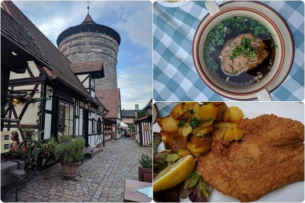 Dove mangiare a Norimberga - Frankische Weinstube