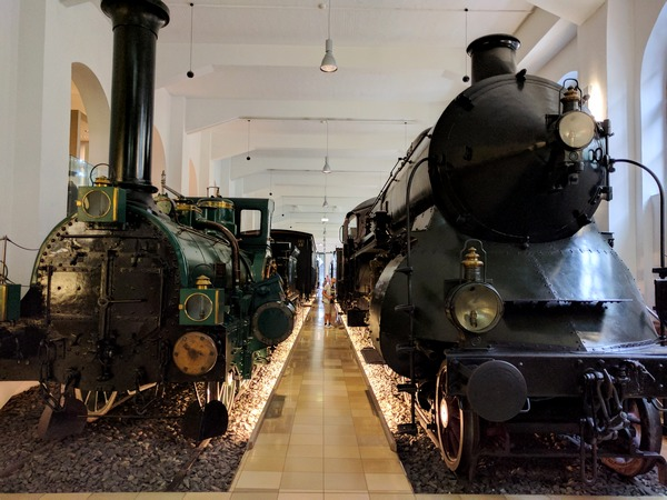 Norimberga cosa vedere - DB Museum