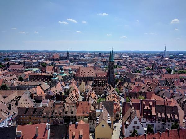 Norimberga cosa vedere - Kaiserburg