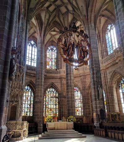 Norimberga cosa vedere - Lorenz-kirke