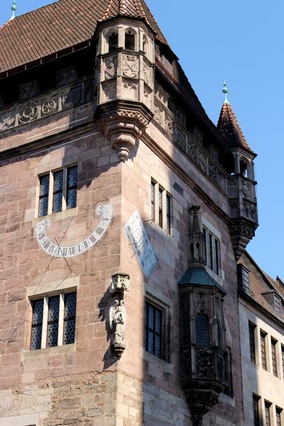 Norimberga cosa vedere - Nassauer Haus