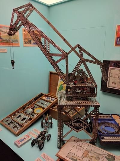 Norimberga cosa vedere - museo del giocattolo