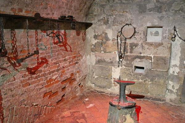 Norimebrga cosa vedere - Prigioni sotterranee