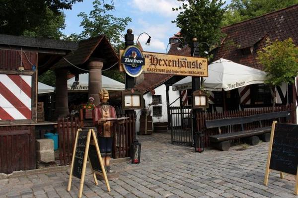 dove mangiare a Norimberga - Hexenhäusle