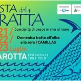 Festa della Tratta 2017: Marotta vi aspetta con le tradizioni marinare