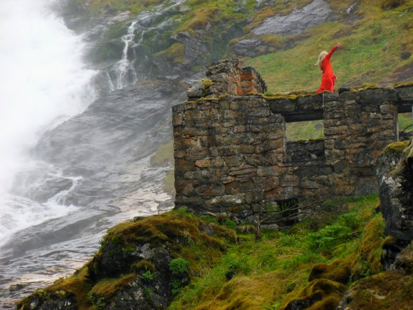 Crociera fiordi norvegesi - Hellesylt