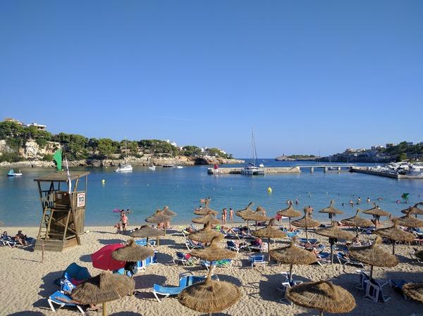 Vacanze a Maiorca - Porto Cristo lungomare