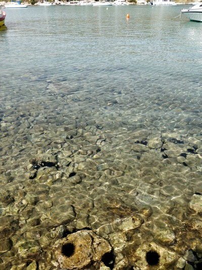 Samos Grecia Mare