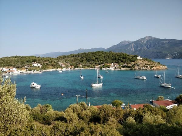 Samos Grecia