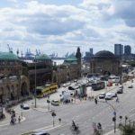 muoversi ad Amburgo
