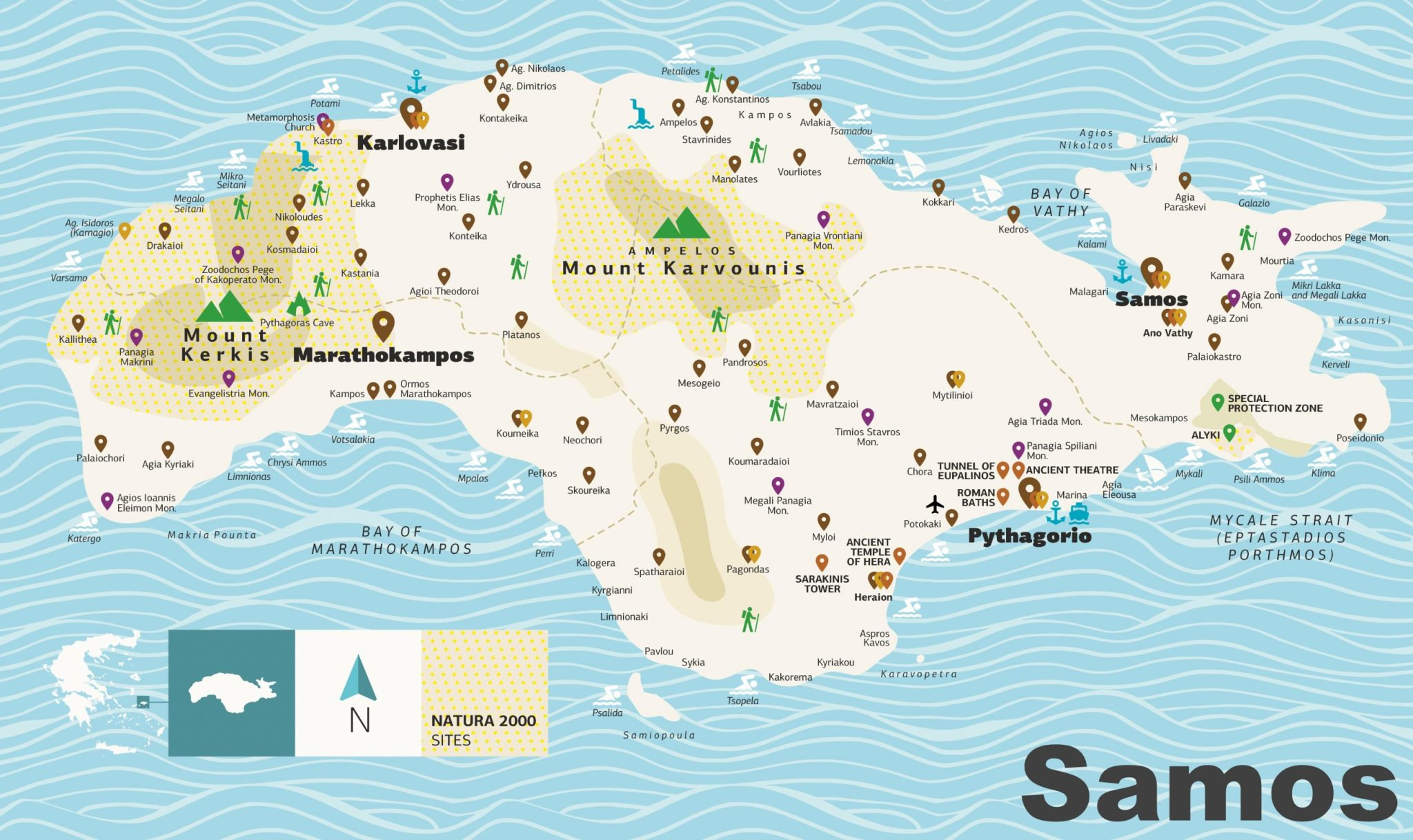 samos-tourist-map