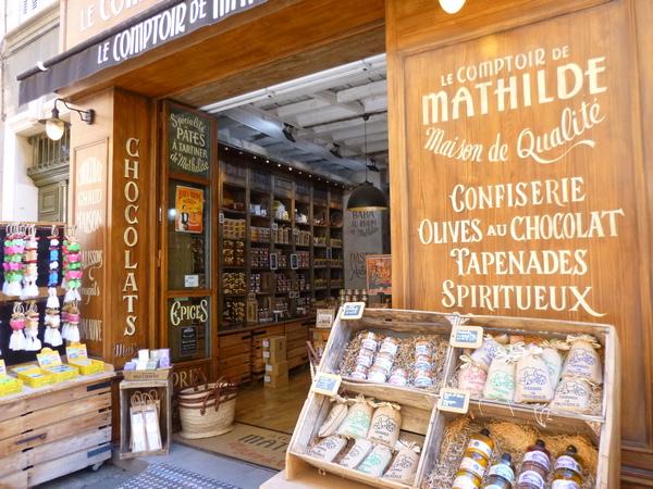 viaggio in Provenza - Aix en Provence