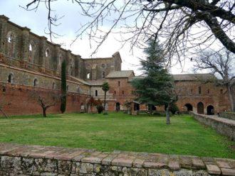 Abbazia di San Galgano e la spada nella roccia: una gita nell'entroterra senese