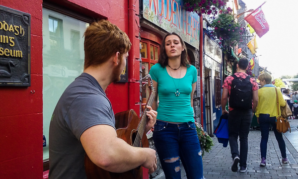 Viaggio in Irlanda - Galway
