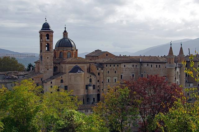 itinerari Marche - Urbino - palazzo ducale