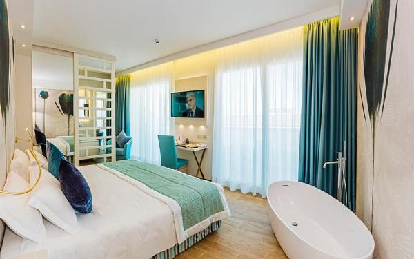 Hotel 4 stelle a Bibione - Hotel Montecarlo Camera