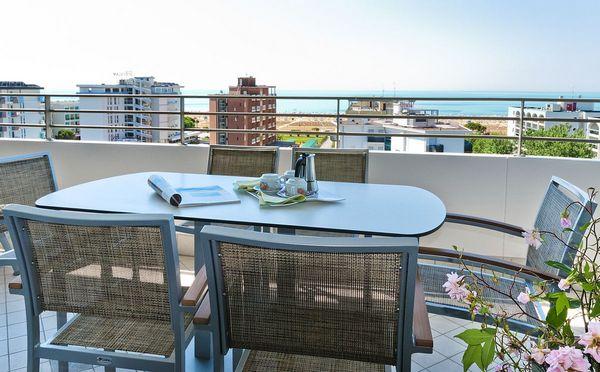 Vacanza in appartamento a Bibione - appartamento