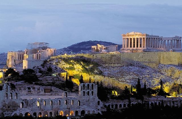 Viaggio in Grecia - Atene